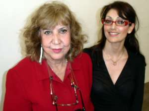 Simin Behbahani and Niloufar